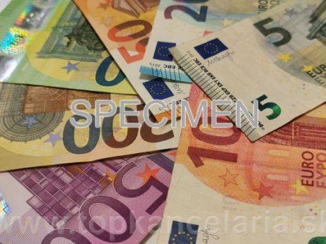 UV kontrola bankoviek